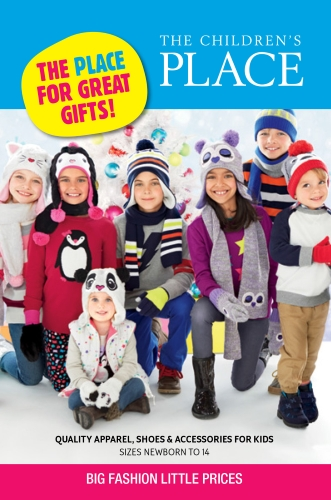 Coupon for: The Children's Place - ENTIRE STORE ON SALE 40%-60% OFF