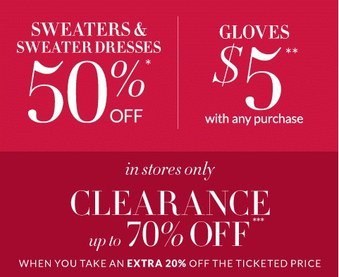 Coupon for: Lane Bryant & Special savings