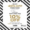 Coupon for: Deb Shops, 40% off everything