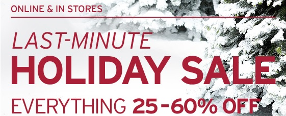 Coupon for: Eddie Bauer, Last-Minute Gifts
