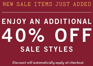 Coupon for: Perry Ellis, Sale on Sale