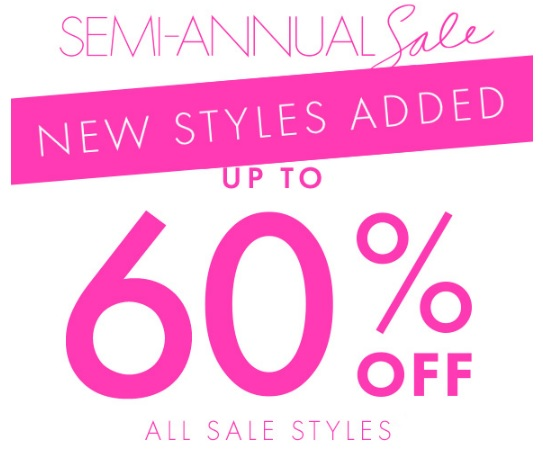 Coupon for: Ann Taylor, Semi-Annual SALE