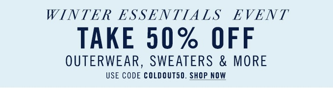 Coupon for: Nautica, Winter SALE