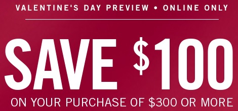 Coupon for: Zales, Valentine's Day Preview
