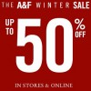 Coupon for: Abercrombie & Fitch, The A&F Sale