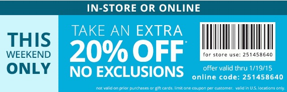 Coupon for: Payless ShoeSource, Special weekend SALE