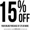 Coupon for: Foot Locker, Extra discount on your purchase
