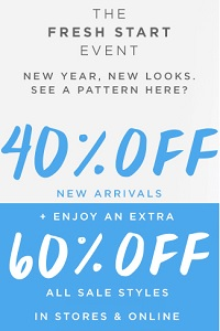 Coupon for: LOFT, New arrivals with discount