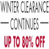Coupon for: Coldwater Creek, Winter Clearance continues