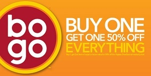 Coupon for: Payless ShoeSource, Don't Miss BOGO