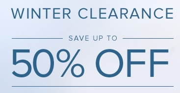 Coupon for: Brooks Brothers, Winter Clearance SALE