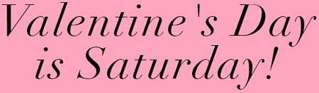 Coupon for: Deb Shops, Get Valentine's Day ready