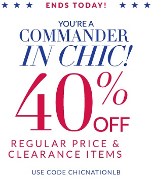 Coupon for: Lane Bryant, Last day of savings