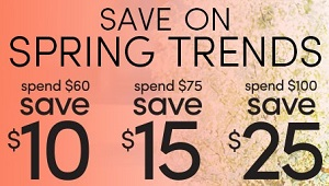 Coupon for: maurices, Save on spring trends