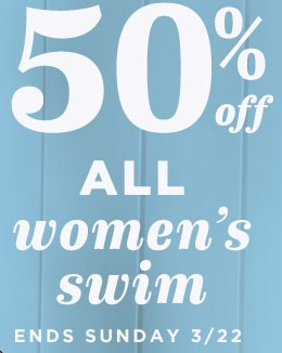 Coupon for: Old Navy, Women's Swim with discount