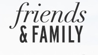 Coupon for: G.H. Bass & Co., Friends & Family Event