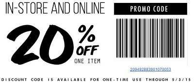 Coupon for: Tilly's, Receive an extra discount
