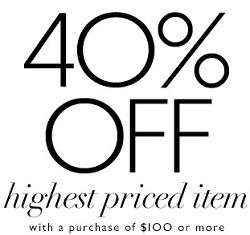Coupon for: Nine West, Highest priced item with discount