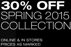 Coupon for: DKNY, Spring Collection with discount