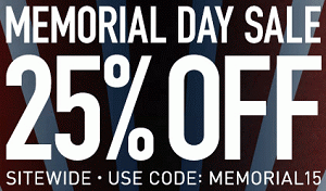 Coupon for: Haggar, Memorial Day Sale Event 2015