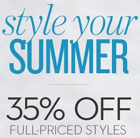 Coupon for: Chico's, Style your summer with discount