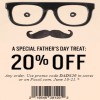 Coupon for: Fossil, Get your gift in time for Father's Day