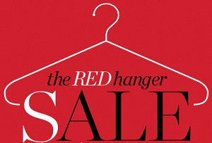 Coupon for: Talbots, Red Hanger Sale