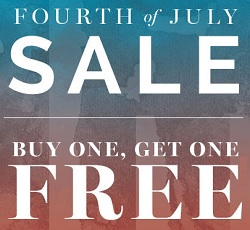 Coupon for: PacSun, 4th of July Sale
