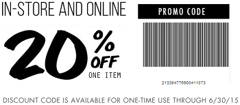 Coupon for: Tillys, Shopping with sale coupon