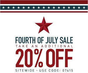 Coupon for: Haggar, Fourth of July Sale
