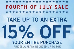 Coupon for: Zales, Fourth of July 2015 Sale