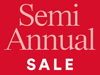 Coupon for: Enjoy Semi-Annual Sale from Ann Taylor