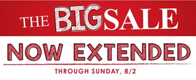 Coupon for: Surprise from Kirkland's, Big sale extended