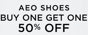 Coupon for: BOGO offer at American Eagle Outfitters