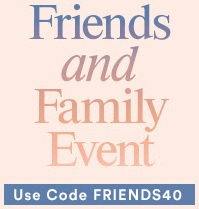 Coupon for: Enjoy Friends & Family Sale Event  at Ann Taylor