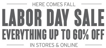 Coupon for: Labor Day Sale 2015 just started at Eddie Bauer