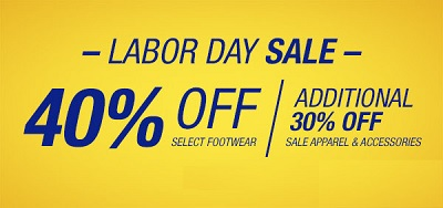 Coupon for: Shop Labor Day Sale 2015 at asics America