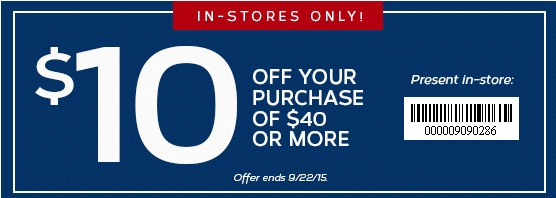 Coupon for: Save with sale coupon at Jockey