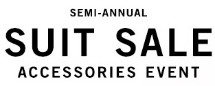 Coupon for: Semi-Annual Suit Sale at Perry Ellis