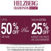 Coupon for: Gorgeous savings at Helzberg Diamonds Outlet