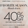 Coupon for: Receive discount on your purchase at Chico's