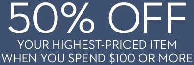 Coupon for: Get discount at Chico's stores