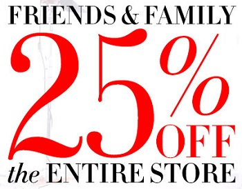 Coupon for: Friends & Family Event at BCBGMAXAZRIA