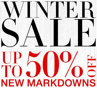 Coupon for: Shop Winter Sale 2015 at BCBGMAXAZRIA
