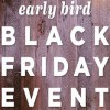 Coupon for: Early Bird Black Friday Event 2015 from Old Navy