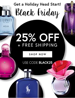 Coupon for: Black Friday Sale 2015 has started at Perfumania