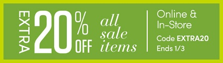 Coupon for: Start the New Year Right at Athleta stores