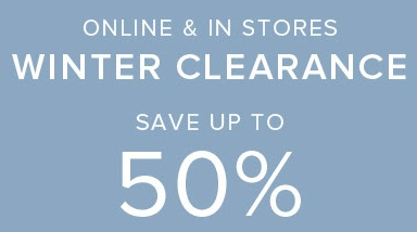 Coupon for: Don't miss Winter Clearance from Brooks Brothers