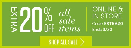 Coupon for: Sale on Sale at Athleta locations
