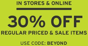 Coupon for: Everything on sale at Eddie Bauer locations